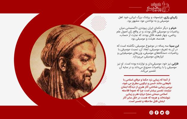 دیدگاه برخی از فلاسفه ایرانی اسلامی در باب موسیقی | پرشین ساز